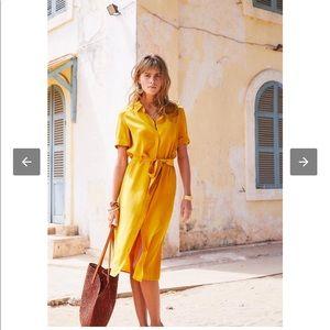 Sezane Lexia dress